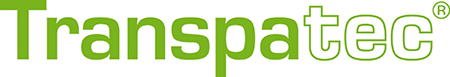 Grünes Transpatec Logo