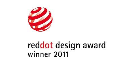 Transpatec erhält den deddot design awar 2011