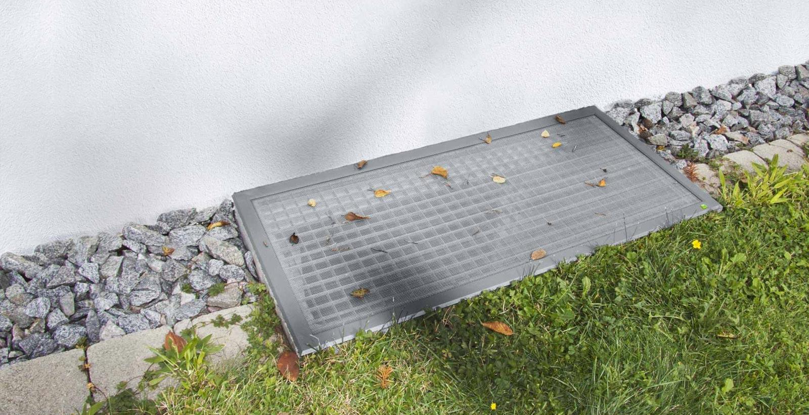 Lichtschachtabdeckungen Schutzen Vor Insekten Schmutz Und Wasser